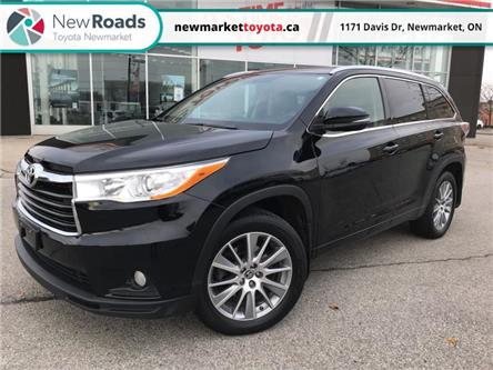 2016 Toyota Highlander XLE (Stk: 347751) in Newmarket - Image 1 of 25