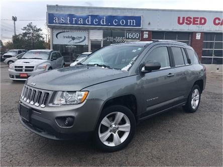 2012 Jeep Compass Sport/North (Stk: 20-7524A) in Hamilton - Image 1 of 19