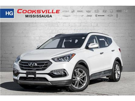 2017 Hyundai Santa Fe Sport  (Stk: H8012PR) in Mississauga - Image 1 of 19