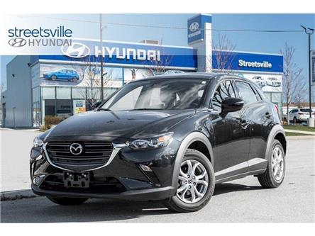 2019 Mazda CX-3 GS (Stk: 19TU012A) in Mississauga - Image 1 of 19