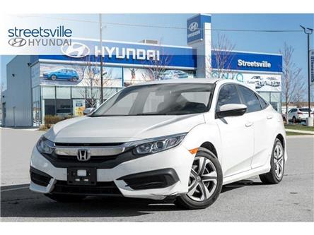 2016 Honda Civic LX (Stk: P0782) in Mississauga - Image 1 of 18