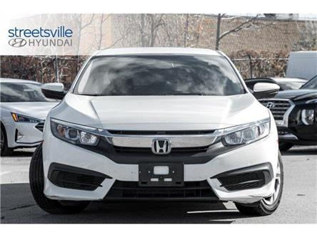 2016 Honda Civic LX (Stk: P0782) in Mississauga - Image 2 of 18