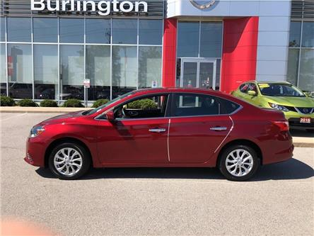 2018 Nissan Sentra SV (Stk: A6787) in Burlington - Image 2 of 19