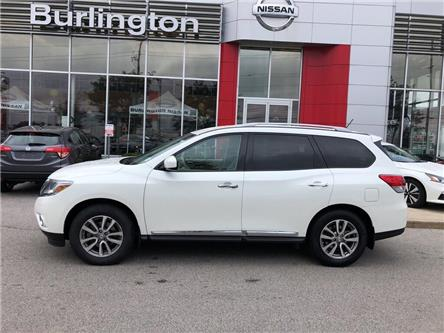 2015 Nissan Pathfinder SL (Stk: A6788) in Burlington - Image 2 of 14