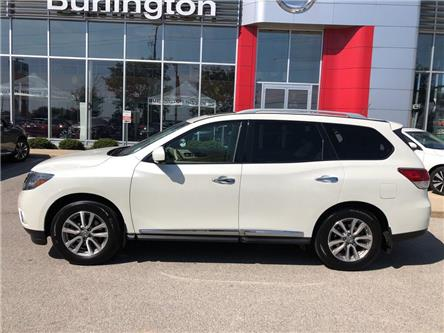 2015 Nissan Pathfinder SL (Stk: A6779) in Burlington - Image 2 of 21