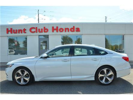 2018 Honda Accord Touring 2.0T (Stk: Y00410) in Gloucester - Image 1 of 27