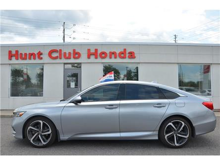 2018 Honda Accord Sport (Stk: Y00885) in Gloucester - Image 1 of 23