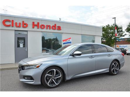 2018 Honda Accord Sport (Stk: Y00885) in Gloucester - Image 2 of 23