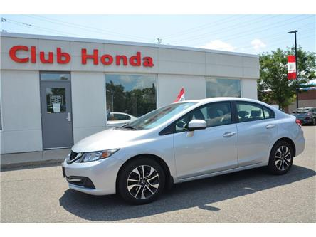 2015 Honda Civic EX (Stk: 7206A) in Gloucester - Image 2 of 22