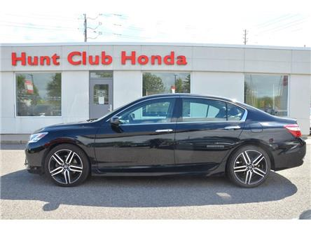 2016 Honda Accord Touring V6 (Stk: 7261A) in Gloucester - Image 1 of 28