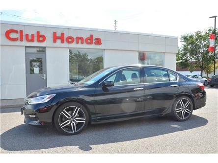 2016 Honda Accord Touring V6 (Stk: 7261A) in Gloucester - Image 2 of 28