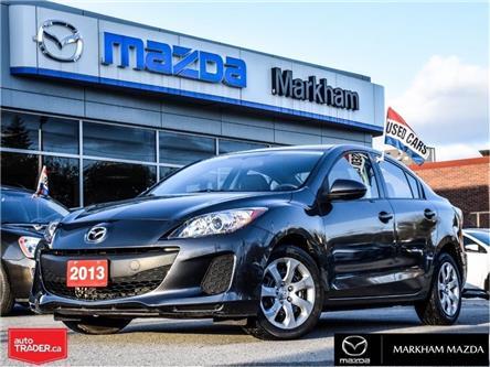 2013 Mazda Mazda3 GX (Stk: N190811A) in Markham - Image 1 of 22