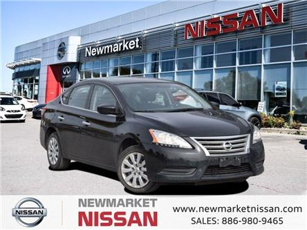2014 Nissan Sentra 1.8 S (Stk: UN1050) in Newmarket - Image 1 of 22