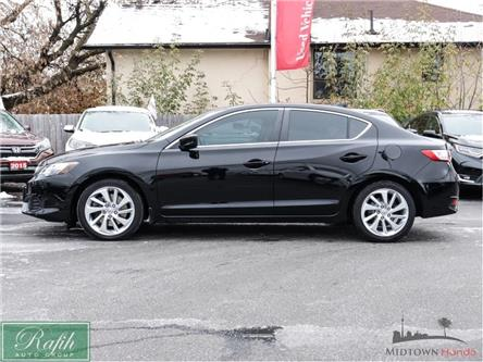 2017 Acura ILX Technology Package (Stk: P13284) in North York - Image 2 of 29