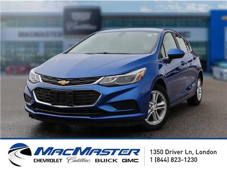 2017 Chevrolet Cruze Hatch LT Auto (Stk: 91109PA) in London - Image 1 of 10