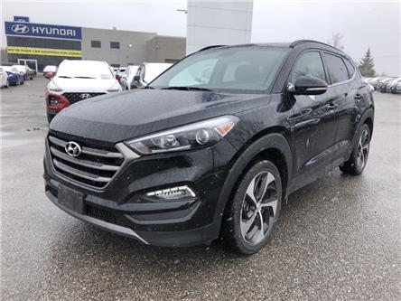 2016 Hyundai Tucson Limited (Stk: U993) in Clarington - Image 1 of 11