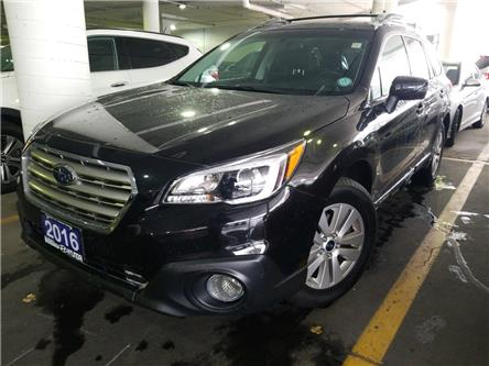 2016 Subaru Outback 2.5i Touring Package (Stk: OP10482) in Mississauga - Image 1 of 13
