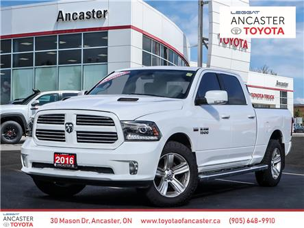 2016 RAM 1500 Sport (Stk: P147) in Ancaster - Image 1 of 30