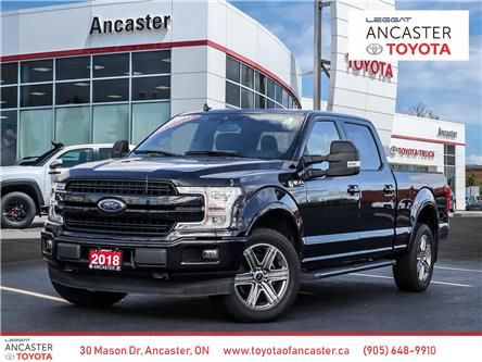 2018 Ford F-150  (Stk: P148) in Ancaster - Image 1 of 30