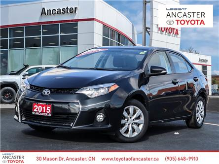 2015 Toyota Corolla S (Stk: 20002A) in Ancaster - Image 1 of 27