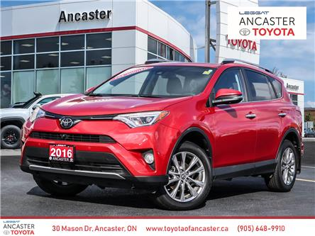 2016 Toyota RAV4  (Stk: 19580A) in Ancaster - Image 1 of 30