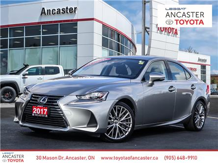 2017 Lexus IS 300 Base (Stk: P164) in Ancaster - Image 1 of 30