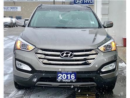 2016 Hyundai Santa Fe Sport 2.0T Limited (Stk: 8101H) in Markham - Image 2 of 22