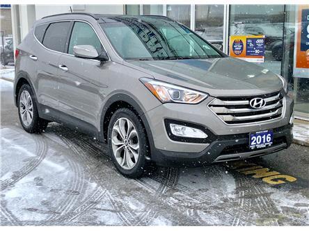 2016 Hyundai Santa Fe Sport 2.0T Limited (Stk: 8101H) in Markham - Image 1 of 22