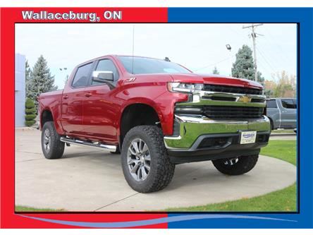 2020 Chevrolet Silverado 1500 LT (Stk: 20018) in WALLACEBURG - Image 1 of 7