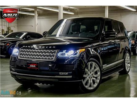 2016 Land Rover Range Rover 5.0L V8 Supercharged (Stk: ) in Oakville - Image 2 of 39