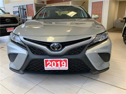 2019 Toyota Camry SE (Stk: CV102) in Cobourg - Image 2 of 7