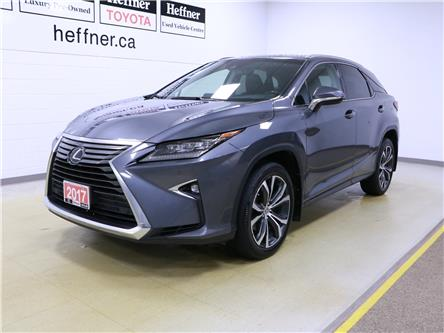 2017 Lexus RX 350 Base (Stk: 197334) in Kitchener - Image 1 of 33