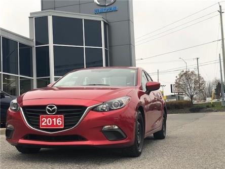 2016 Mazda Mazda3 GS (Stk: 208591) in Gloucester - Image 1 of 13