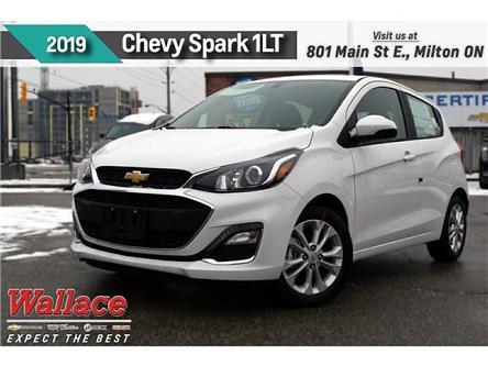 2019 Chevrolet Spark 1LT CVT (Stk: 734849) in Milton - Image 1 of 9