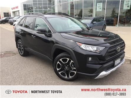 2019 Toyota RAV4 TRAIL AWD (Stk: 037976I) in Brampton - Image 1 of 16