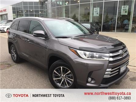 2019 Toyota Highlander XLE AWD (Stk: 577592I) in Brampton - Image 1 of 15