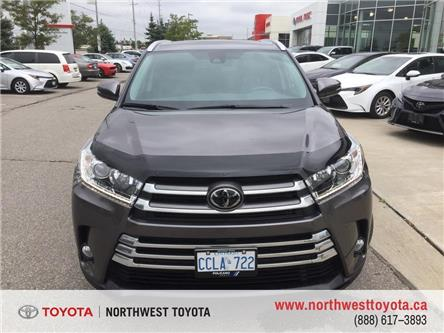 2019 Toyota Highlander XLE AWD (Stk: 577592I) in Brampton - Image 2 of 15