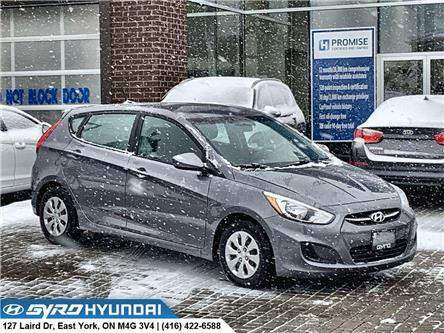 2016 Hyundai Accent GL (Stk: H5387) in Toronto - Image 1 of 27