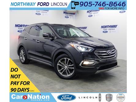 2018 Hyundai Santa Fe Sport Turbo Limited | AWD | NAV | LEATHER | PANOROOF | (Stk: DR571) in Brantford - Image 1 of 43