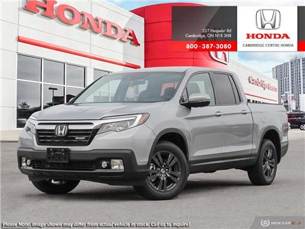 2019 Honda Ridgeline Sport (Stk: 20478) in Cambridge - Image 1 of 24