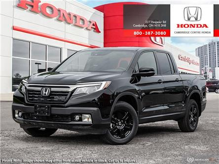 2019 Honda Ridgeline Black Edition (Stk: 20480) in Cambridge - Image 1 of 23