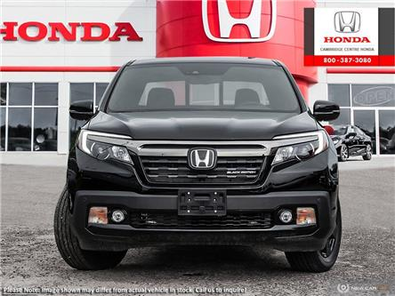 2019 Honda Ridgeline Black Edition (Stk: 20480) in Cambridge - Image 2 of 23