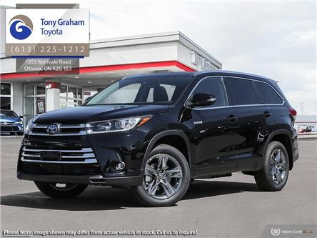 2019 Toyota Highlander Hybrid Limited (Stk: D11681) in Ottawa - Image 1 of 22