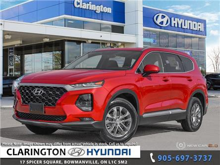 2020 Hyundai Santa Fe Essential 2.4 (Stk: 19846) in Clarington - Image 1 of 24