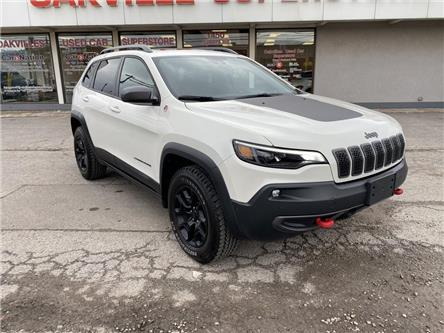 2019 Jeep Cherokee TRAILHAWK ELITE | NAVI | PANO | LEATHER | B/U CAM (Stk: P12775) in Oakville - Image 2 of 22