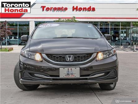 2013 Honda Civic EX (Stk: 39577) in Toronto - Image 2 of 27