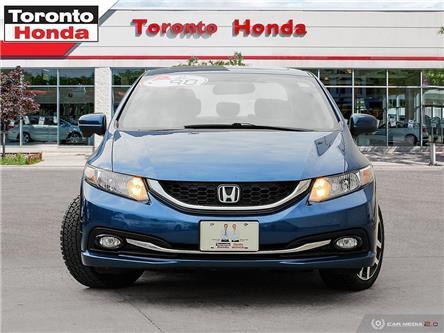 2015 Honda Civic Sedan Touring (Stk: 39507) in Toronto - Image 2 of 28