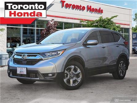 2017 Honda CR-V EX (Stk: 39582) in Toronto - Image 1 of 28