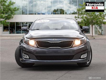2014 Kia Optima LX (Stk: K31850) in Toronto - Image 2 of 27