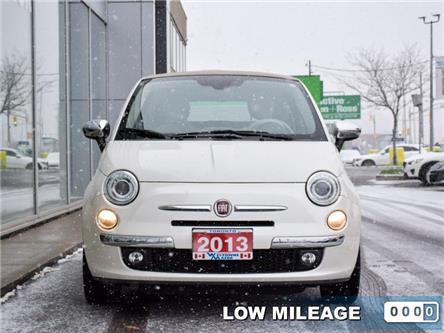 2013 Fiat 500C Lounge (Stk: P4012A) in Etobicoke - Image 2 of 21